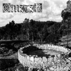 CDs de Música: OMITIR – OLD TEMPLE OF DEPRESSION --BLACK METAL. Lote 151661198