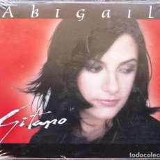 CDs de Música: ABIGAIL - GITANO. Lote 151661254