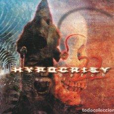 CDs de Música: HYPOCRISY – CATCH 22 --DIGIPAK---DEATH. Lote 151661422