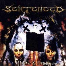 CDs de Música: SENTENCED – LOVE & DEATH --DEATH--DIGIPAK. Lote 151661470