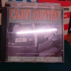 CDs de Música: CAJUN COUNTRY FROM LUISIANA. Lote 151663804