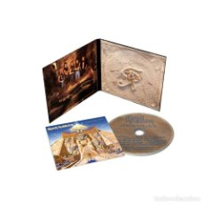 CDs de Música: IRON MAIDEN POWERSLAVE (REMASTERED) DIGIPACK CD (22TH MAR. 2019)-JUDAS. Lote 151665850