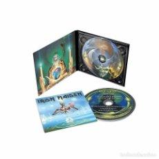 CDs de Música: IRON MAIDEN SEVENTH SON OF A SEVENTH SON(REMASTERED) DIGIPACK CD(22TH MAR. 2018). Lote 151665886