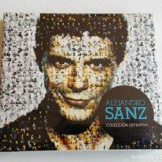 CDs de Música: ALEJANDRO SANZ 'COLECCIÓN DEFINITIVA' 2CD 2011 NUEVO PRECINTADO. Lote 151666494