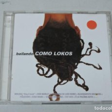 CDs de Música: BAILANDO COMO LOKOS 2X CD. Lote 151693322