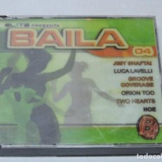 CDs de Música: ELITE PRESENTA, BAILA 04 3× CD. Lote 151697274
