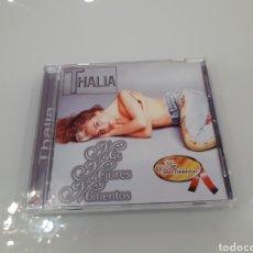 CDs de Música: THALIA- MIS MEJORES MOMENTOS- CD- PARA COLECCIONISTAS. Lote 151712840