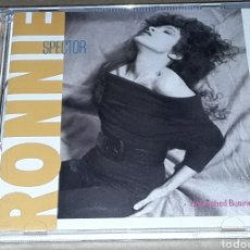 CDs de Música: CD - RONNIE SPECTOR - UNFINISHED BUSINESS - MADE IN ENGLAND - THE RONETTES. Lote 151719260