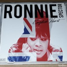 CDs de Música: CD - RONNIE SPECTOR - ENGLISH HEART - THE RONETTES. Lote 151719720