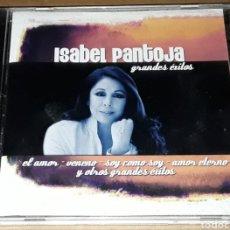 CDs de Música: CD - ISABEL PANTOJA - GRANDES ÉXITOS - PANTOJA. Lote 151722065