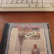 CDs de Música: ALEX D'CASTRO. SÓLO. EDICIÓN DE 1992 RARA. Lote 151736822