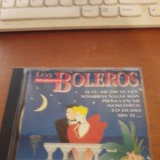 CDs de Música: LOS GUACAMAYOS. LOS MEJORES BOLEROS. EDICIÓN DIVUCSA. Lote 151740205