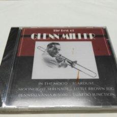 CDs de Música: GLENN MILLER THE BEST OF 12 ÉXITOS NUEVO PRECINTADO. Lote 151797470
