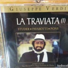 CDs de Música: BJS.CD.GIUSEPPE VERDI.LA TRAVIATA.2 CDS.BMG.. Lote 151812686