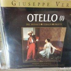 CDs de Música: BJS.CD.GIUSEPPE VERDI.OTELLO.2 CDS.BMG.. Lote 151813446