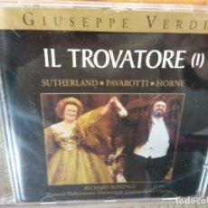 CDs de Música: BJS.CD.GIUSEPPE VERDI.IL TROVATORE.2 CDS.BMG.. Lote 151814066
