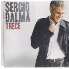 CDs de Música: SERGIO DALMA, TRECE. Lote 151837158
