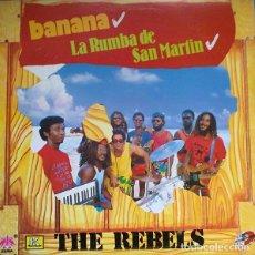 CDs de Música: CD-THE REBELS/ BANANA LA RUMBA DE SAN MARTIN (NUEVO PRECINTADO). Lote 151845814