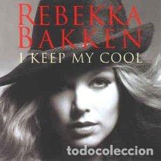 CDs de Música: CD-REBEKKA BAKKEN/ I KEEP MY COOL (NUEVO PRECINTADO). Lote 151847682