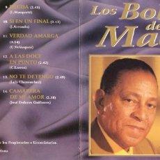 CDs de Música: ANTONIO MACHÍN. LOS BOLEROS DE MACHÍN. 3 CDS. 1993.. Lote 151852262
