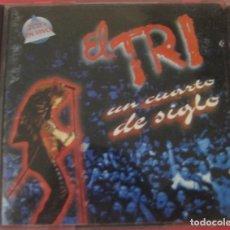 CDs de Música: EL TRI - UN CUARTO DE SIGLO - 2XCD. Lote 151856890
