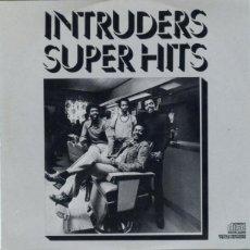 CDs de Música: INTRUDERS. SUPER HITS. ORIGINAL ALBUM 1973.. Lote 151857266