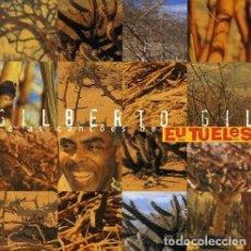 CDs de Música: GILBERTO GIL - E AS CANÇÕES DE EU TU ELES - CD. Lote 151857526