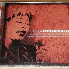 CDs de Música: CD - ELLA FITZGERALD - ONLY THE BEST - NUEVO Y PRECINTADO - ELLA. Lote 151857753