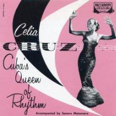 CDs de Música: CELIA CRUZ. CUBA'S QUEEN OF RHYTHM + CANTA C. C.. Lote 151857950