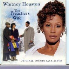 CDs de Música: WHITNEY HOUSTON. THE PREACHER'S WIFE. 1996.. Lote 151860278