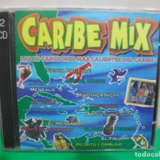 CDs de Música: CARIBE MIX DOBLE CD MAX MUSIC NUEVO ¡¡. Lote 151865206