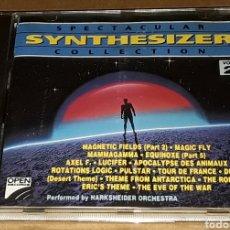 CDs de Música: CD - SPECTACULAR SYNTHESIZER COLLECTION - SPECTACULAR SYNTHESIZER VOL. 2. Lote 151878493