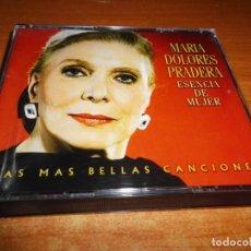 CDs de Música: MARIA DOLORES PRADERA ESENCIA DE MUJER TRIPLE CD 2000 CARLOS CANO EL CONSORCIO JOAQUIN SABINA 3 CD. Lote 151881218