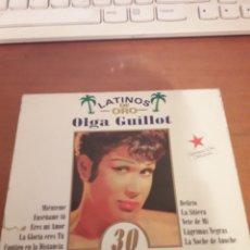 CDs de Música: PACK DE 12 DE OLGA GUILLOT. 30 ÉXITOS DE ORO.. Lote 151885732