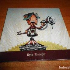 CDs de Música: SYLA ENERGIA CD ALBUM DIGIPACK AÑO 2010 KIE NACH JALONER BHA FERRAN MDE AIDA TIENE 17 TEMAS HIP HOP. Lote 151886242