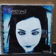 CDs de Música: EVANESCENSE - FALLEN ED. ARGENTINA BUEN ESTADO DIFICIL. Lote 151889830