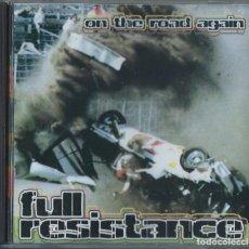CDs de Música: FULLRESISTANCE CD SPANISH HEAVY 2006 ,VERY RARE DEMO 1ST DEMO RELEASE (COMPRA MINIMA 15 EUROS). Lote 151895674
