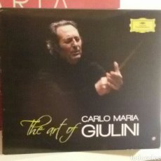 CDs de Música: GIULINI - THE ART - 16CD. Lote 151899380