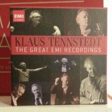 CDs de Música: KLAUS TENNSTEDT - EMI RECORDINGS. Lote 151901470