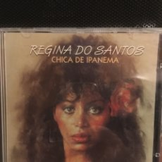 CDs de Música: REGINA DO SANTOS-CHICA DE IPANEMA-1994-RARO EN CD. Lote 151908136