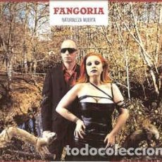 CDs de Música: FANGORIA - NATURALEZA MUERTA (CD, ALBUM) LABEL:SUBTERFUGE RECORDS CAT#: 21241 CD . Lote 151923418