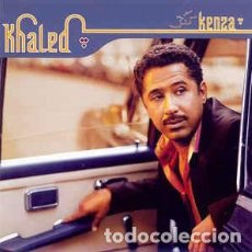 CDs de Música: KHALED - KENZA (CD, ALBUM) LABEL:BARCLAY CAT#: 543 397-2 . Lote 151925150