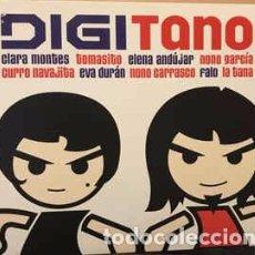 CDs de Música: VARIOUS - DIGITANO (CD, ALBUM, S/EDITION) LABEL:LA PEQUEÑA JAMAICA CAT#: CD-0719O.W. . Lote 151925766