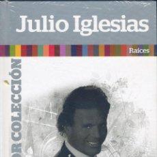 CDs de Música: JULIO IGLESIAS: RAICES (PRECINTADO). Lote 173564549