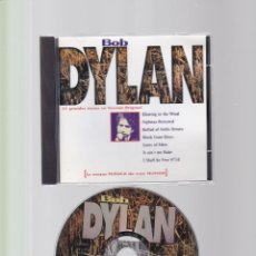 CDs de Música: CD - BOB DYLAN - 11 TRACKS - STAR RECORDS 1998. Lote 151956894