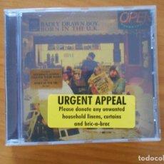 CDs de Música: CD BADLY DRAWN BOY - BORN IN THE U.K. (BB). Lote 182091572