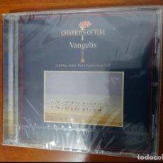 CDs de Música: VANGELIS CHARIOTS OF FIRE AÑO 2000 BANDA SONORA CARROS DE FUEGO CD ALBUM 1981 DESCATALOGADO. Lote 151996082