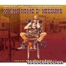 CDs de Música: MI NOMBRE ES NINGUNO - IL MIO NOME E' NESSUNO MÚSICA COMPUESTA POR ENNIO MORRICONE . Lote 152001574