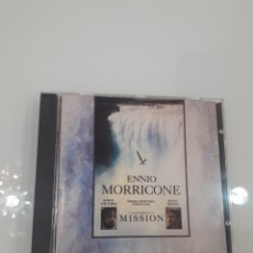 CDs de Música: ENNIO MORRICONE- THE MISSION- CD. Lote 152005232