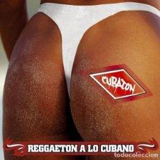 CDs de Música: CD-V/A REGGAETON A LO CUBANO -CD+DVD- (NUEVO PRECINTADO). Lote 152006606
